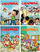 (English) Set of 5 Champak Magazines in English
