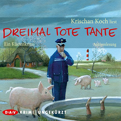 Dreimal tote Tante     Thies Detlefsen 4              Autor:                                                                                                                                 Krischan Koch                               Sprecher:                                                                                                                                 Krischan Koch                      Spieldauer: 5 Std. und 52 Min.     1.219 Bewertungen     Gesamt 4,5