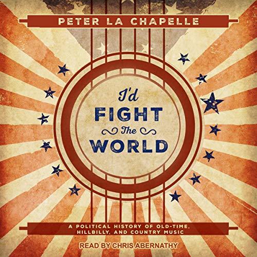 Couverture de I'd Fight the World