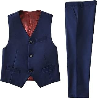 Best boys formal vest suits Reviews