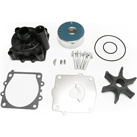 For Yamaha V6 Outboard Water Pump Impeller Repair Kit 61A-W0078-A3-00 150-300 HP