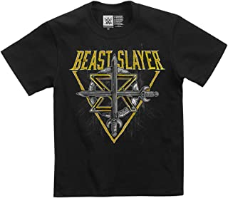 WWE Seth Rollins BeastSlayer Youth Authentic T-Shirt