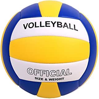 YANYODO رسمی رسمی 5 والیبال ، والیبال داخلی در فضای باز نرم برای بازی ساحل تمرین بدنسازی