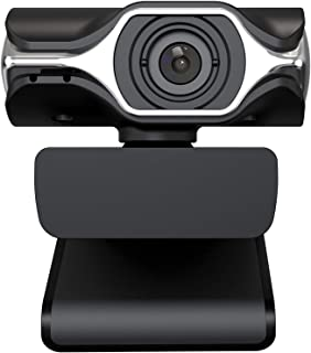 HD Pro Webcam - Full HD 1080p Video Calling and Recording, Dual Stereo Audio, Stream Gaming, Built-in Noise canceling Micr...