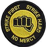 Strike First Strike...image