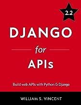 django and django rest framework
