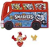 Smashers- Fútbol Bus con 2 Figuras, Football (Famosa 700014384)