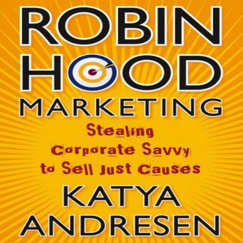 Robin Hood Marketing audiobook cover art
