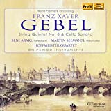 Gebel: String Quintet No.8 - . Araki