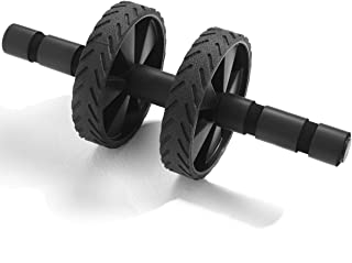 Outroad Ab Roller 2 Wheel - Ab Roller Wheel Exercise Equipment for Abs Workout, Core Training Fitness Equipment with Non-Slip Handles - Abs Roller Ab Trainer