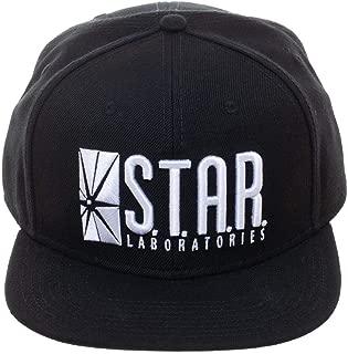 DC Comics The Flash S.T.A.R. Laboratories Snapback Hat