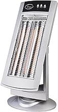 Ardes AR4B02 - Calefactor (Calentador infrarrojo, Fibra de carbono, Interior, Plata, 900 W)