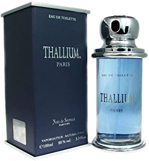Thallium 3.3 Fl. oz. Eau De Toilette Spray Men