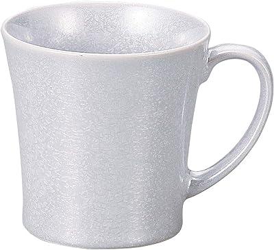 山下工芸 マグカップ パープル φ8.7×8.7cm(300cc) パープルラスターラッパマグ 軽量 15055650