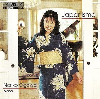 Gil-Marchex / Szanto / Niemann / Saint-Saens: Japonism, Piano Music