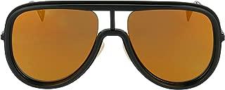 Luxury Fashion | Fendi Mens FFM0068S2M2SQ Black Sunglasses | Fall Winter 19