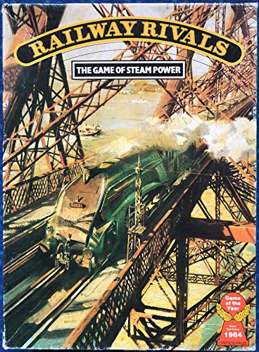 Games Workshop Railway Rivals