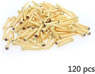 Kmise Z4776H120 Acoustic Guitar Bridge Pins