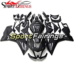 Sportbikefairings Carbon Fiber Effect Black Injection ABS Plastic Complete Fairing Kit For Aprilia RS4 125 RS125 2012 2013 Year 12 13 14 Motorcycle Bodywork Cowlings
