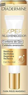 Diadermine - Contorno de Ojos Expert Rejuvenecedor, Pieles Maduras, 15 ml