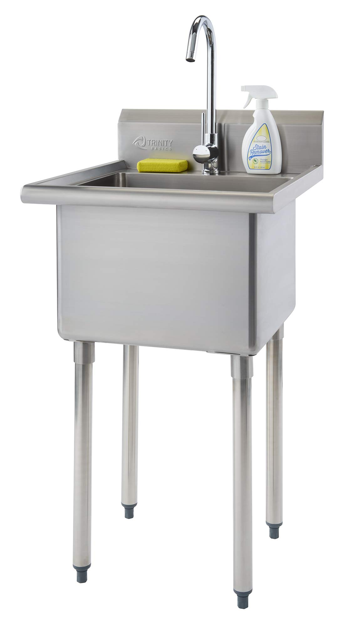 TRINITY THA 0307 Basics Stainless Utility