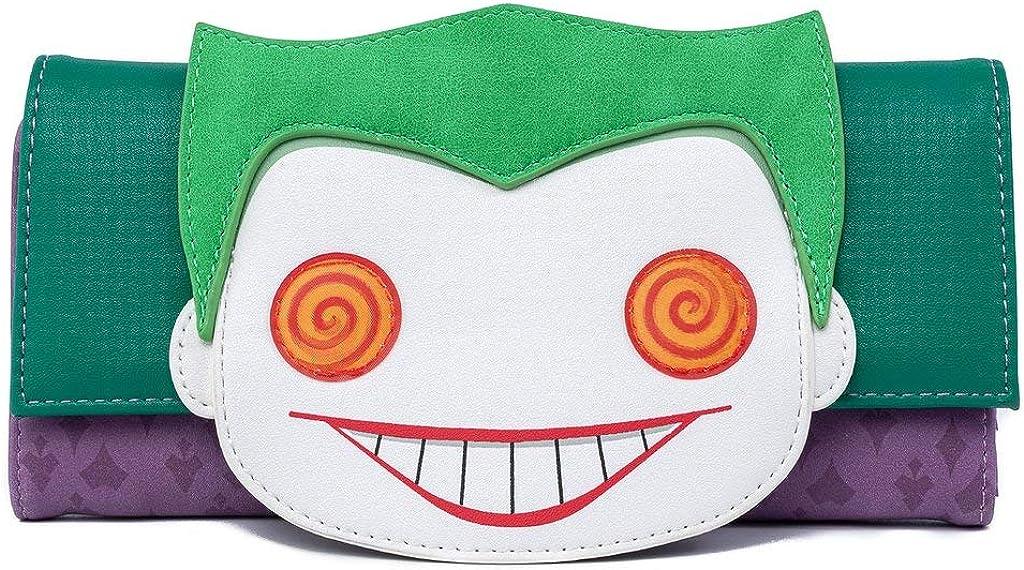 DC Joker Eyes - POP by Loungefly Wallet