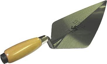 Spear /& Jackson 10505P Cazzuola a Punta per Stuccatura 125 mm Grigio