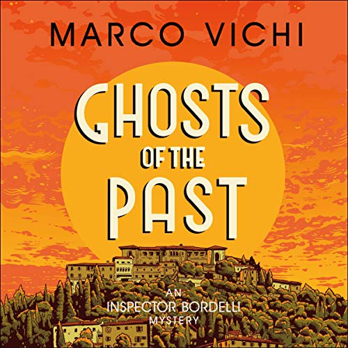 Couverture de Ghosts of the Past