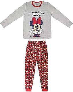 Mujer Pijama Minnie Mouse-Licencia Oficial Disney
