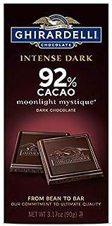 Ghirardelli, Intense Dark 92% Cacao Moonlight Mystique, 3.17 oz