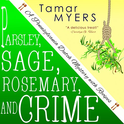 Parsley, Sage, Rosemary and Crime cover art