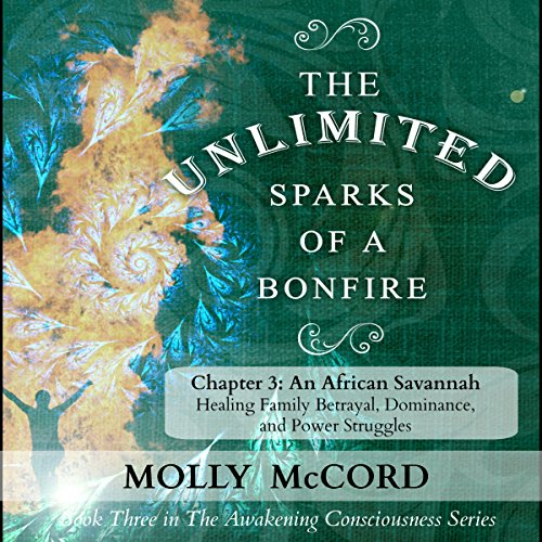 The Unlimited Sparks of a Bonfire, Chapter 3: An African Savannah audiobook cover art
