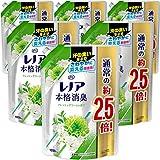 レノア 本格消臭 柔軟剤 フレッシュグリーン 詰め替え 約2.5倍(1030mL)×6袋