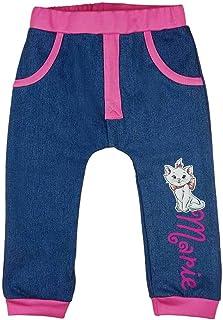 Kleines Kleid Baby Mädchen Jeans Hose in Größe 68 74 80 86 92 98 Disney Baby Marie die Katze für 3 6 9 12 Monate 1 2 3 Jahre altes Mädchen