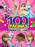 100 páginas para colorir – Disney – Meninas