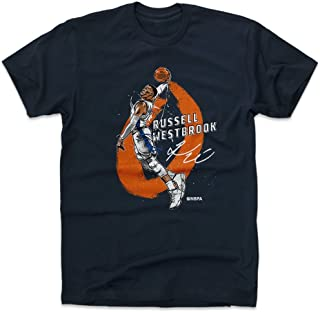 500 LEVEL Russell Westbrook Shirt - Vintage Oklahoma City Basketball Men's Apparel - Russell Westbrook Air