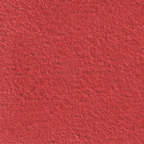 "1/8 Foam Backed Synergy II Suede Headliner Fabric 60"" Wide Sold by The Yard (Red)"