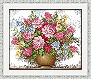 Best rose cross stitch pattern Reviews