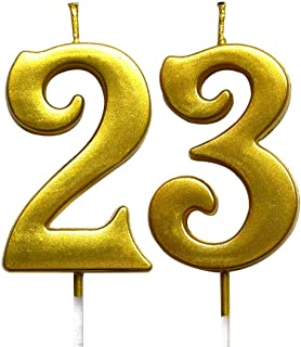 Best 23 birthday candles Reviews