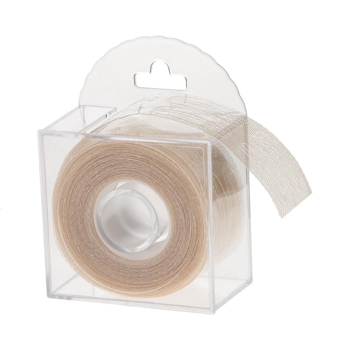 相対的ピークサラミ240倍の目に見えない繊維二重接着天然まぶたステッカーアイテープツール - 中