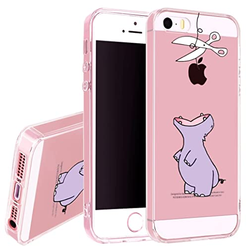 online store 46f9a 5f8fa Cute iPhone SE Covers: Amazon.co.uk