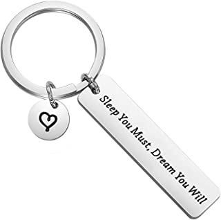 UJIMS Movies Quote Gift Faith Keychain I Find Your Lack of Faith Disturbing Keychain Graduation Inspired Gift for Movies Fans Religious Jewelry
