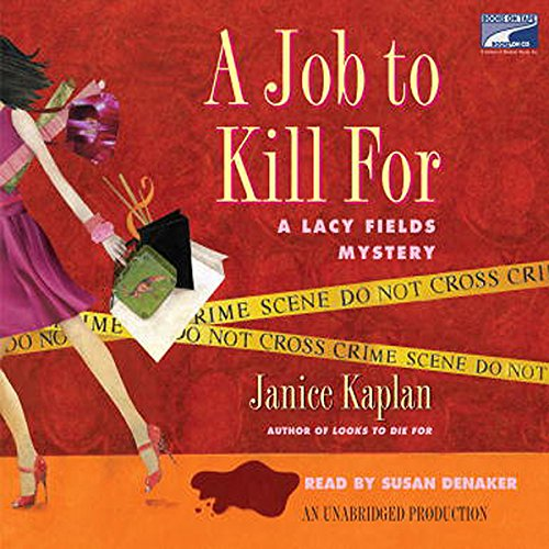 A Job to Kill For audiobook cover art