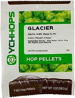 HopUnion 2037A Hop Pellets for Home Brew Beer Making (US Glacier) 1oz