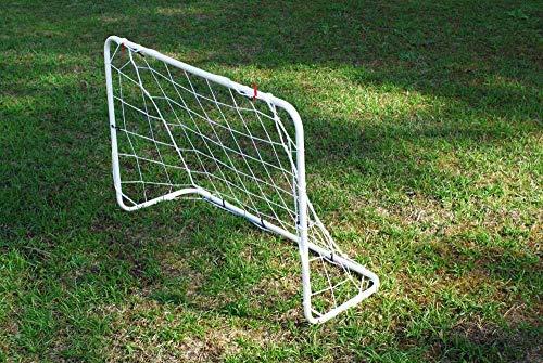 Mini Portería de Fútbol de Acero