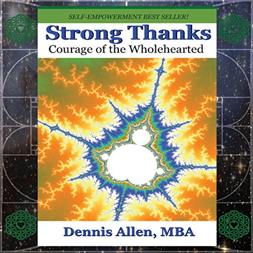 Strong Thanks audiobook cover art
