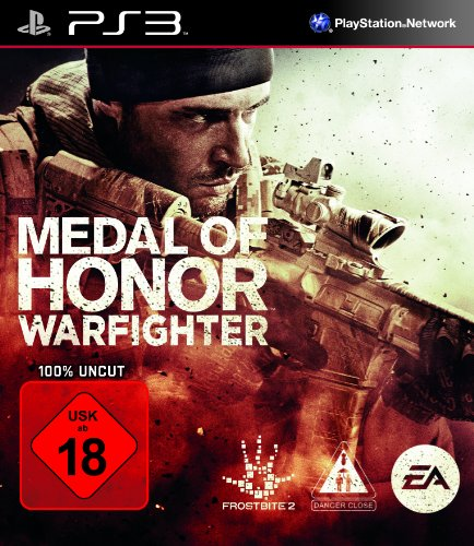 Medal of Honor: Warfighter - [PlayStation 3]