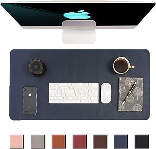マウスパッド、テーブルマット、事務机、ラップトップマット、マウス -パッド、オフィスおよび家庭用防水デスクマット、マウスパッド、80 cm x 40 cm (ブルー)