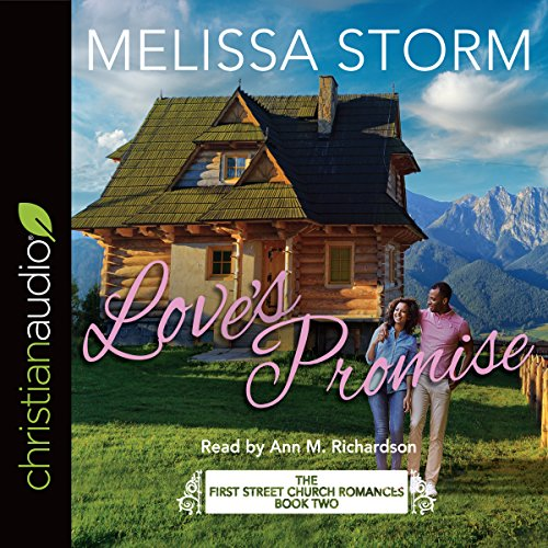 Love's Promise audiobook cover art