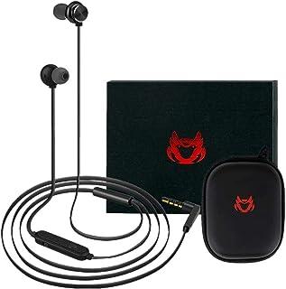 CofeLife ボイスチェンジャー 変声器 生放送デバイス 第三世代変声イヤホンヘッドフォン 多機能 電話/ PS4 / Xbox/スイッチ/IPad/コンピューター/アンカーライブブロードキャストデバイスの使用 (高級ヘッドホン収納ケース+...